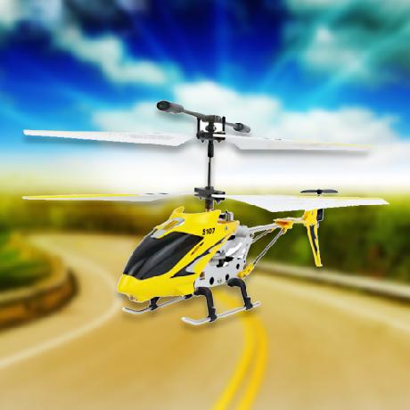 遥控直升飞机 合金陀螺仪版 M5